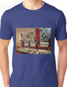 The Big Piano, FAO Schwarz Toy Store, New York City Unisex T-Shirt