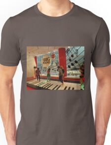 The Big Piano, FAO Schwarz Toy Store, New York City Unisex T-Shirt