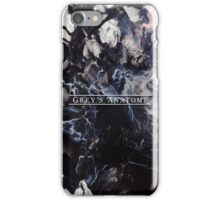 GREY'S ANATOMY - WATER COLOR/MARBLE iPhone Case/Skin