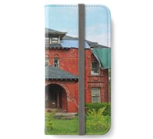 The Old West End- The Lee-Knight House iPhone Wallet/Case/Skin