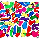 FREE FORMATION IN ECOLINE by RainbowArt