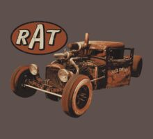 RAT - Welder Up Baby Tee