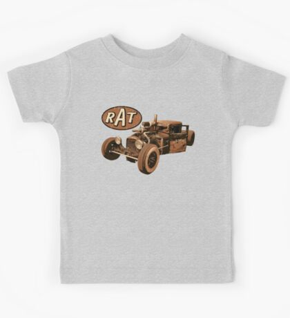 RAT - Welder Up Kids Tee