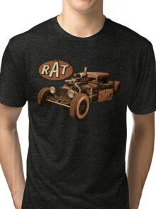 RAT - Welder Up Tri-blend T-Shirt