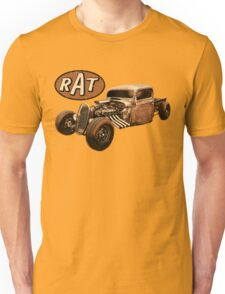RAT - Side Pipes Unisex T-Shirt