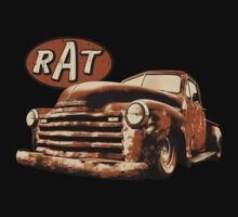 RAT - Truck One Piece - Long Sleeve