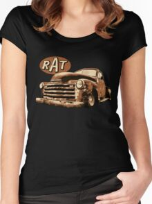 RAT - Truck Women's Fitted Scoop T-Shirt
