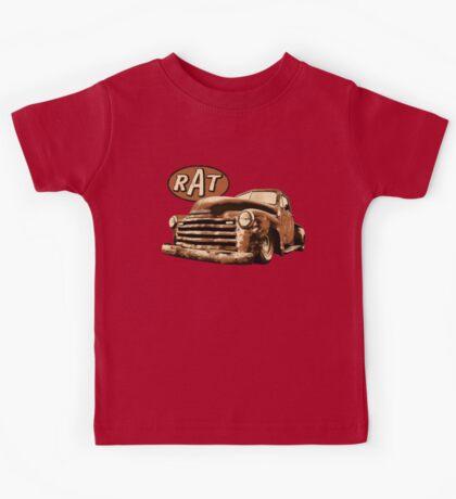 RAT - Truck Kids Tee