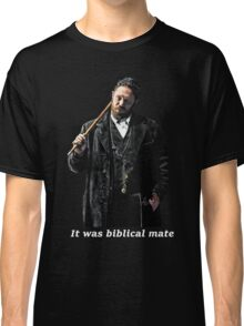 Biblical Alfie - For Dark Colours. Classic T-Shirt