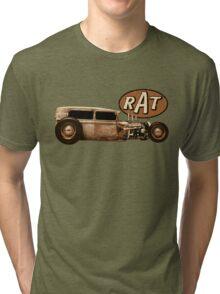 RAT - Side View Tri-blend T-Shirt