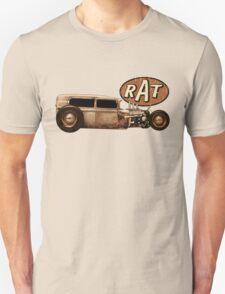 RAT - Side View Unisex T-Shirt