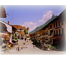 Gruyere Photographic Print