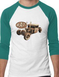 RAT - Semi style pipes Men's Baseball ¾ T-Shirt