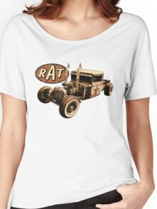 RAT - Semi style pipes Women's Relaxed Fit T-Shirt