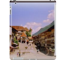 Gruyere iPad Case/Skin