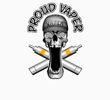Proud Vaper Skull Unisex T-Shirt