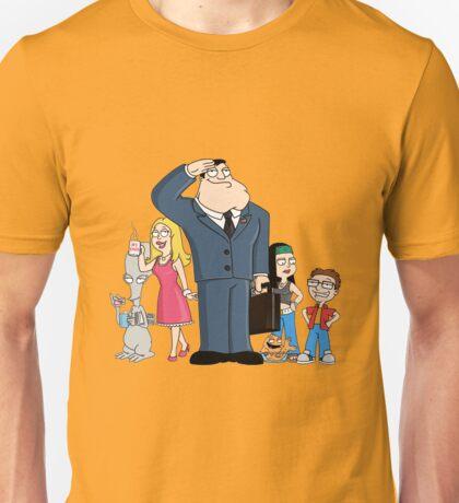 american dad Unisex T-Shirt