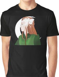 she walks in starlight Graphic T-Shirt