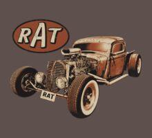 RAT - Classic Rat Kids Clothes