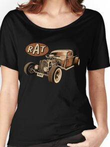RAT - Classic Rat Women's Relaxed Fit T-Shirt