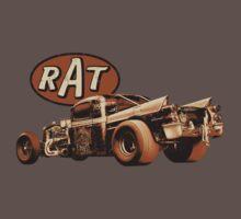 RAT - Early Coronet Baby Tee