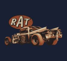 RAT - Early Coronet Kids Tee