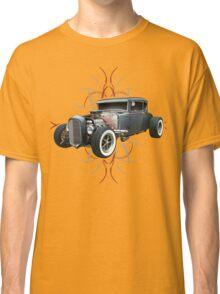 Pinstripe Hot Rod Classic T-Shirt