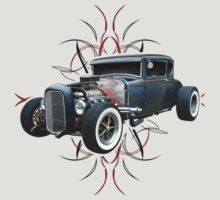 Pinstripe Hot Rod light by hotrodz