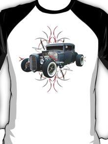Pinstripe Hot Rod light T-Shirt
