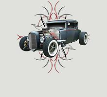 Pinstripe Hot Rod light Unisex T-Shirt