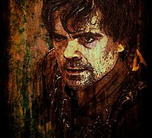 Tyrion Lannister by David Atkinson
