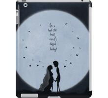 Corpse Bride inspired design. iPad Case/Skin