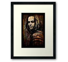 Jaqen H'ghar Framed Print