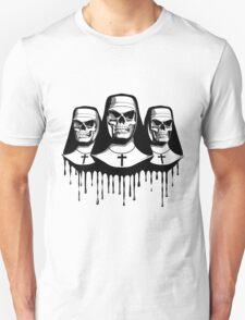 Evil Nun Skulls Unisex T-Shirt