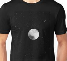 Super Moon Clothes Unisex T-Shirt
