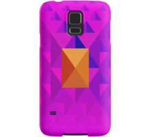 Pyramid Pattern 3 Samsung Galaxy Case/Skin