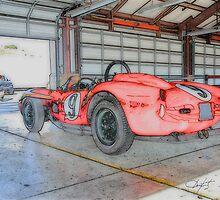 1958 Ferrari 250 TR by DaveKoontz
