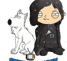 Stewie game of thrones by Empan