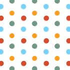 Painted Polka Dots by Lisa Marie Robinson