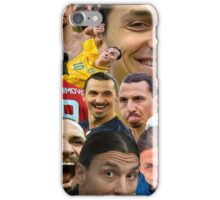 Zlatan Ibrahimovic iPhone Case/Skin