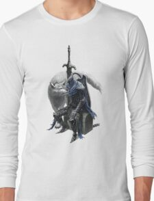 Artorias and sif. Long Sleeve T-Shirt