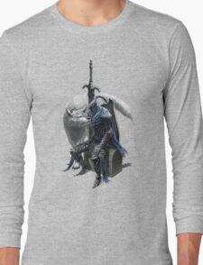 Artorias and sif. Long Sleeve T-Shirt