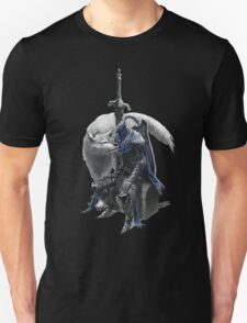 Artorias and sif. Unisex T-Shirt