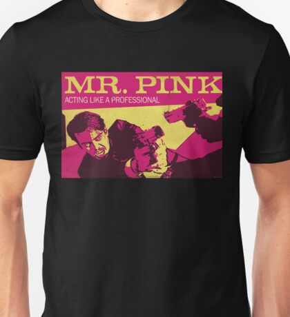 Reservoir Dogs, Mr Pink the Professional Unisex T-Shirt