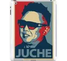 Juche iPad Case/Skin