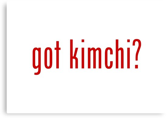 got kimchi? by tinybiscuits