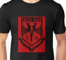 Beware the False Flag Unisex T-Shirt