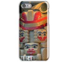 Inuit Totem iPhone Case/Skin