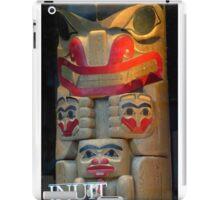 Inuit Totem iPad Case/Skin