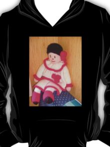 Doll with pink socks T-Shirt